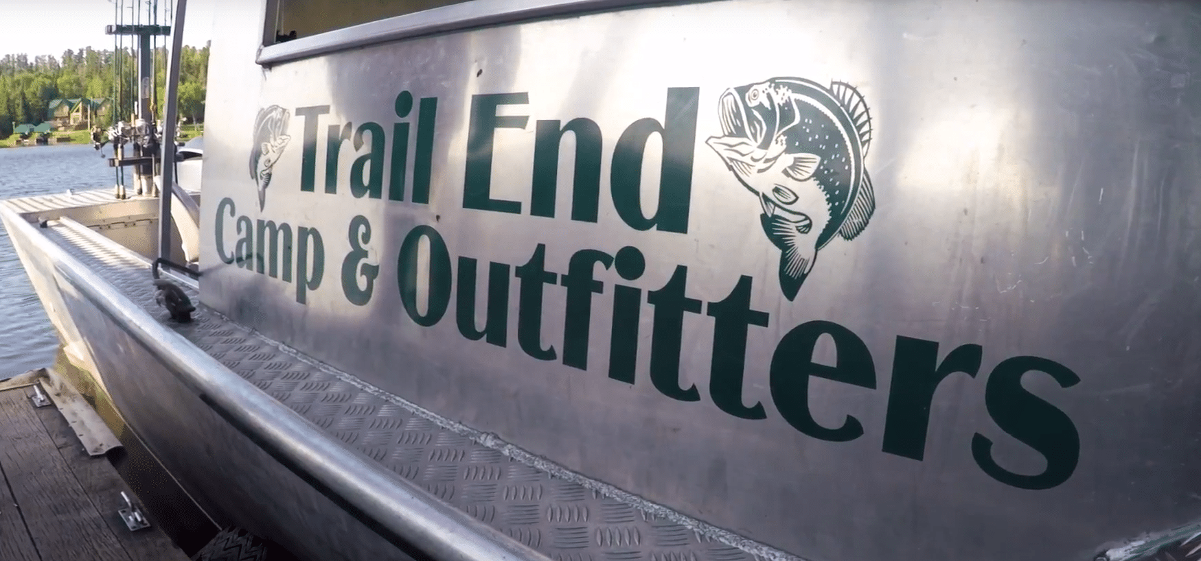 Trail End Camp & Outfitters   Canadian Fishing Lodge Manitoba